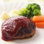 きょうの料理ビギナーズ 定番をグレードアップ ハンバーグのレシピ【12月10日NHKEテレ】
